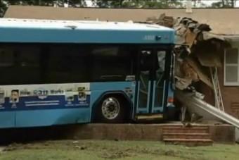 Amerikai faházak a buszutasok védelmében