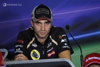 F1: Nem tűzött ki célt Grosjean helyettese