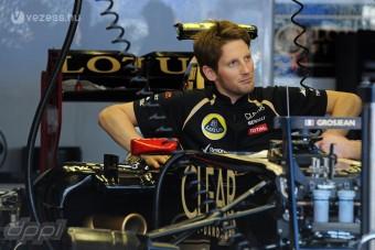 F1: Jobb Grosjeant ígér a Lotus-főnök