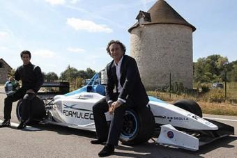 F1-pilótát szerzett az elektromos bajnokság