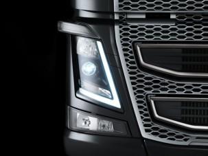 Megérkezett az új Volvo FH - képpel, videóval