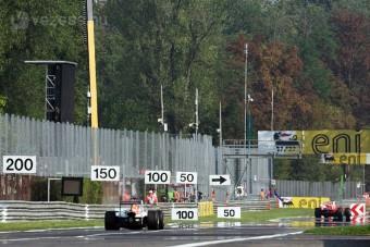 F1: Monzában még minden nyitott