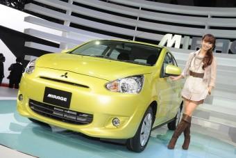 Jön a Mitsubishi takarékos világautója