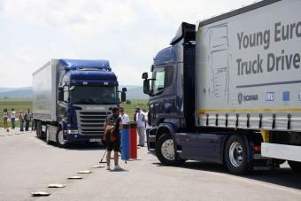 A mai napon online követhető a Scania YETD döntője