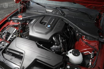 Háromhengeres dízel a BMW-től