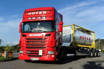 A svédeknél már bizonyít a Scania Ecolution