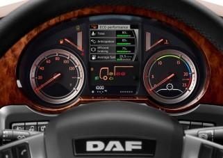 Videón is bemutatkozik az új DAF XF