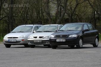 A magyar családok felének nincs autója
