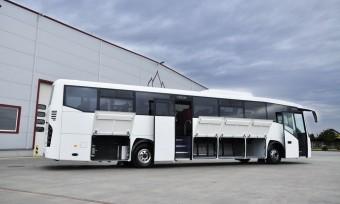Kiskerekű távolsági busz a Volánoknak