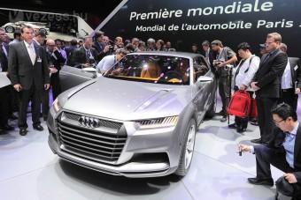 Műanyag az Audi jövője