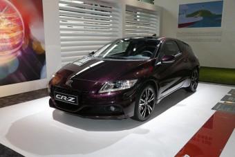 Erősebb, gyorsabb Honda CR-Z