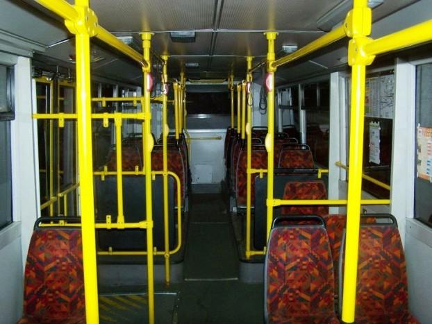 Látványra senki meg nem mondaná, hogy ez a busz 1996-os