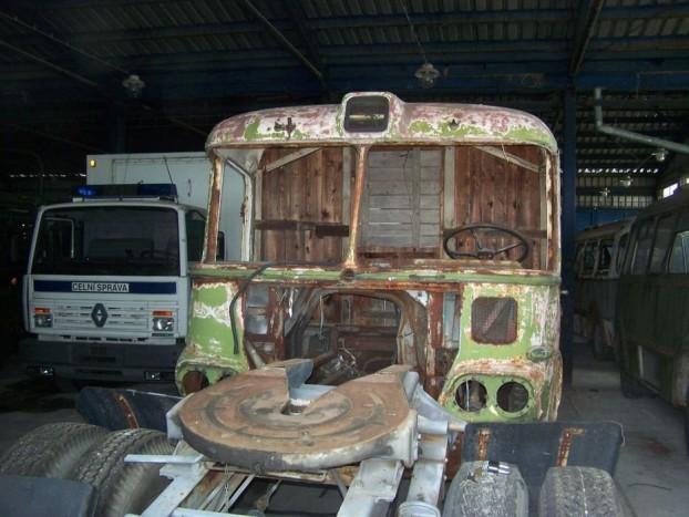 Ikarus 630: talán soha nem tudják majd felújítani