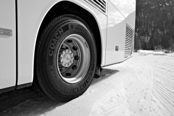 Harmadik generációs buszabroncsok a Contitól