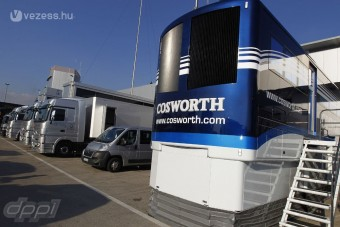 F1: A BAR-főnök lehet a Cosworth új gazdája