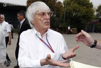 F1: Ecclestone-t nem izgatja, hogy perelik
