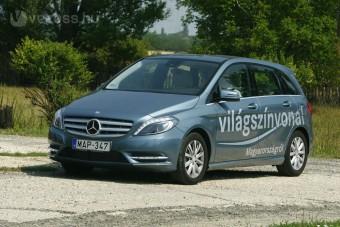 Tévében a magyar Mercedes