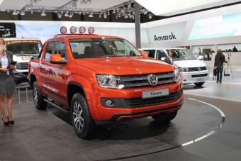 Sportos kivitelű Amarok a Volkswagentől