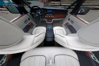Ilyen bentről egy Rolls-Royce