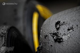 F1: Gumiszaggató kanyarok Japánban