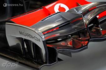 F1: Egy csapat sem bukott a szárnyteszten