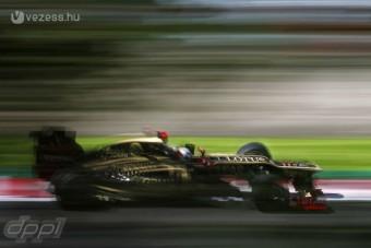 F1: A Lotus megint ejti a dupla DRS-t