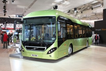 Bezárja svéd buszgyárát a Volvo