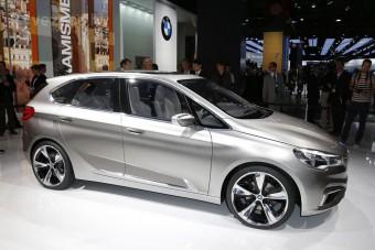 Ez is BMW: egyterű, három hengerrel