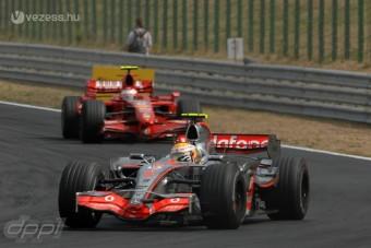 F1: Adójóváírás a rekordbüntetés után