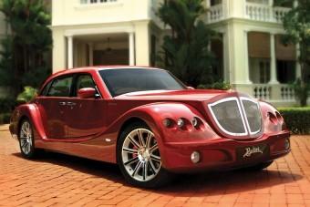 Maláj luxusautó az ázsiai gazdag álma