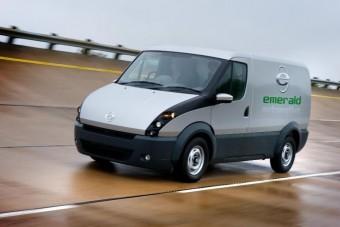 Elektromos furgonnal a Jaguar ellen