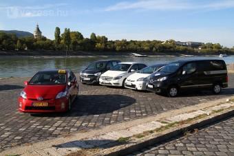 Milyen taxi legyen Budapesten?