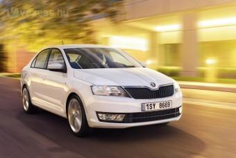Családi Škoda 3,2 milliótól