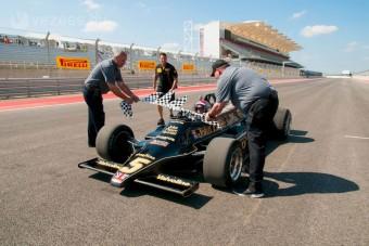 F1: Felavatták az austini pályát