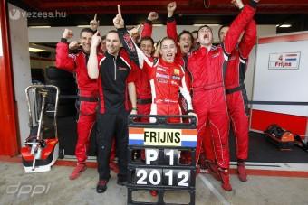 F1: Két csapattal is tesztel a Renault-bajnok