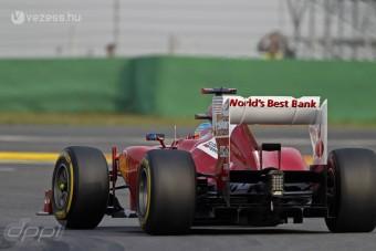 F1: Támadásba lendül a Ferrari