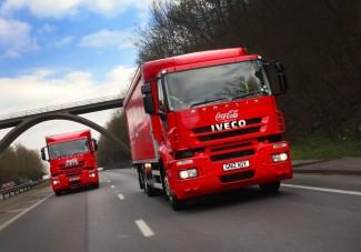 Díjat nyert az Iveco EcoStralis