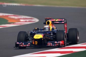 F1: Folytatódik a Vettel-uralom