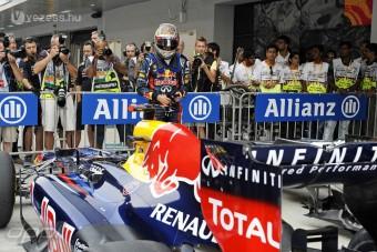 F1: Nincs meglepetés, Vettelék taroltak