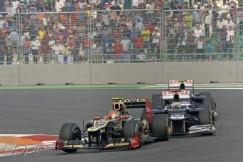 F1: Eladó a Lotus?