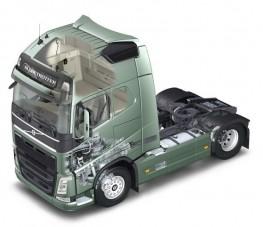 Spórolni segít a Volvo Trucks