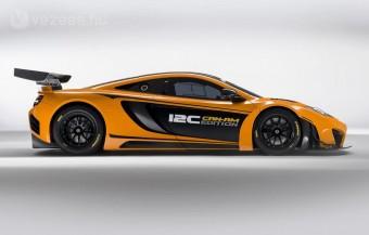 Jövőre jön a limitált McLaren