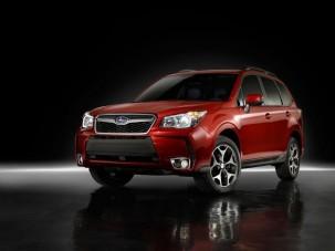 Itt az új Subaru Forester