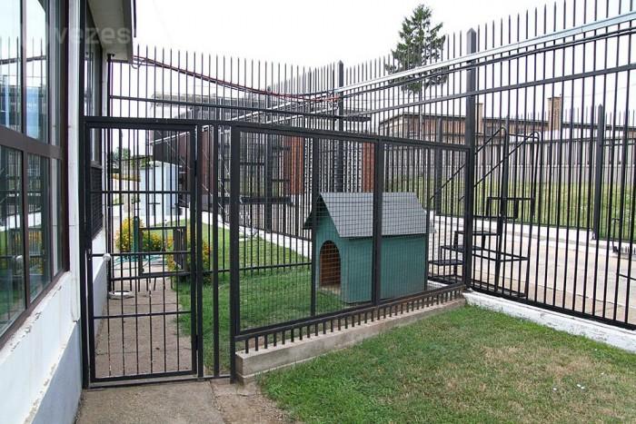 Több biztonsági zóna választja el a fogvatartottakat a külvilágtól