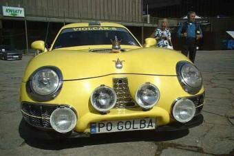 Az autók Geronazzo Máriája