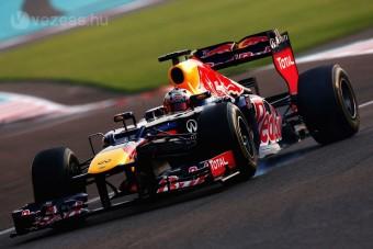 F1: A Red Bull-ifjonc a leggyorsabb