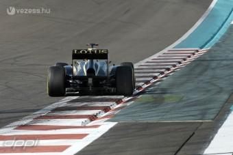 F1: A GP2-bajnoké lett az utolsó tesztnap