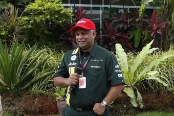 F1: Lelép a Caterham-főnök