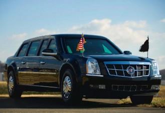 Elnöki autók az Egyesült Államokban