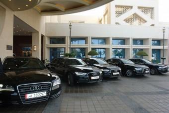 Nem érzi a válságot az Audi